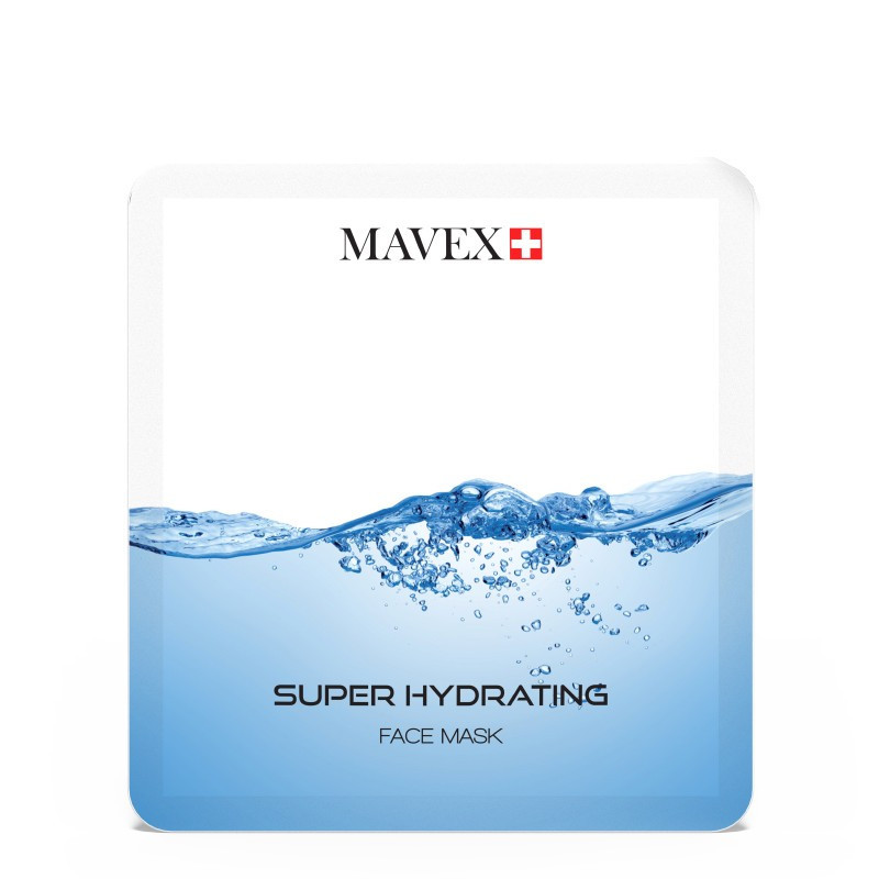 FACE MASK SUPER HYDRATING